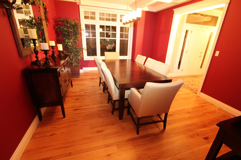 DINING ROOM DESIGN - CUSTOM HOMES