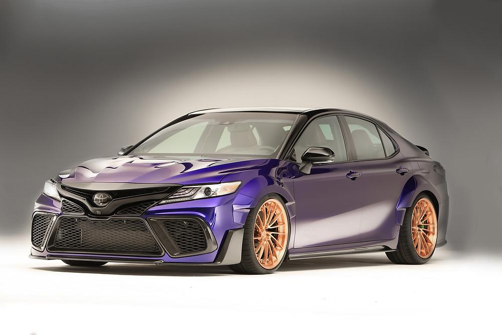 Toyota At SEMA Auto Show