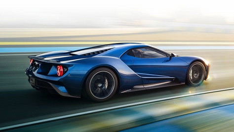 FORD GT BEING FEATURED AT OTTAWA AUTO SHOW