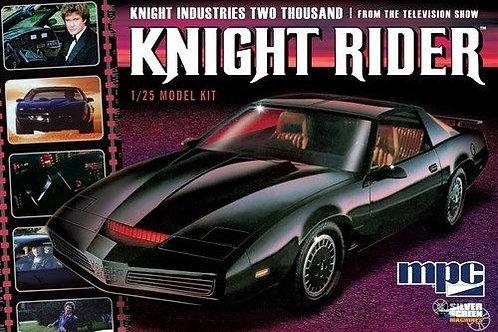 Knight Rider KITT 1982 Pontiac Firebird model kit 1/25