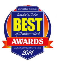 Owen Flooring Voted one of Chatham-Kent's Best!