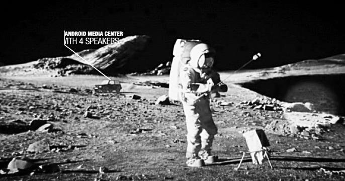 1996 Sukuki Vitara Goes To the Moon - Romanovsky Special Effects Ad.