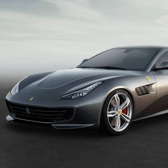 Ferrari GTC4LUSSO T - Revealed, SST Car Show News