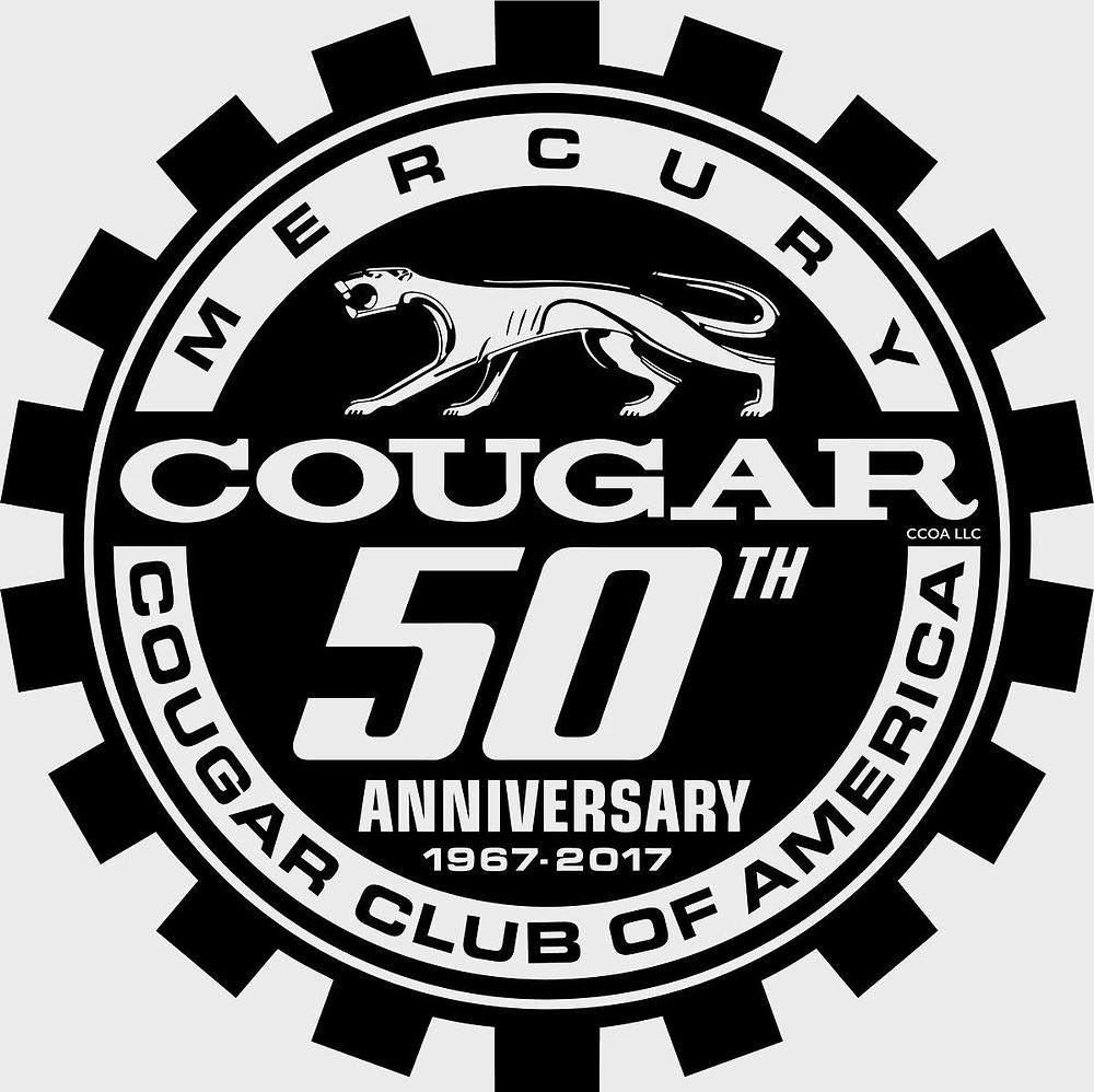 Mercury Cougar 50th Anniversary