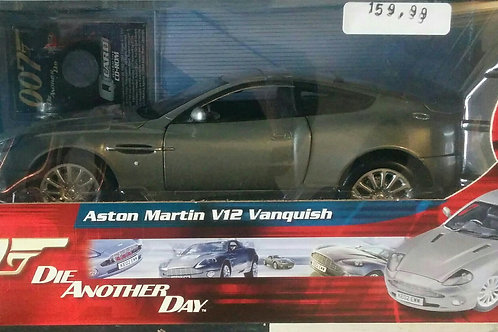 James Bond Aston Martin V12 Vanquish 1/18th Scale