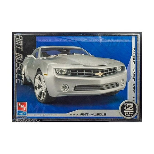 2006 Chevy Camaro Muscle AMT 1/25th Scale