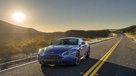 2017 Aston Martin Vantage GTS Will Be Sold in America Only