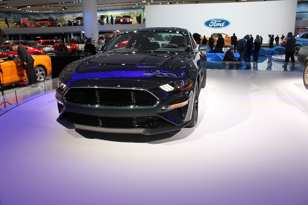 Ford Keeping Mustang while cutting other cars.