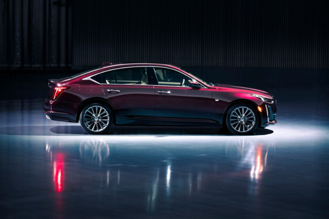 CADILLAC USES NEW SOCIAL MEDIA TECH TO LAUNCH CT5