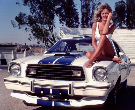 How Charlie's Angels Made The Mustang HOT Again - Mel Guthrie's Charlie's Angels Cobra I