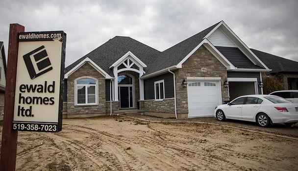 Owen Flooring - Braemar Boulevard home by Ewald Construction