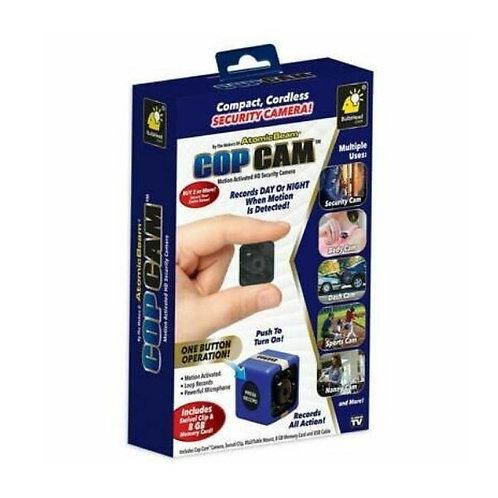 COP CAM SECURITY CAMERA / DASH CAM