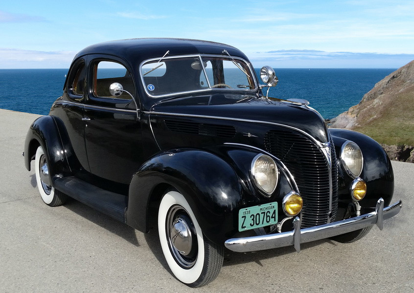 38 Ford - 22,000 Original Miles - CCP Auctions Photo