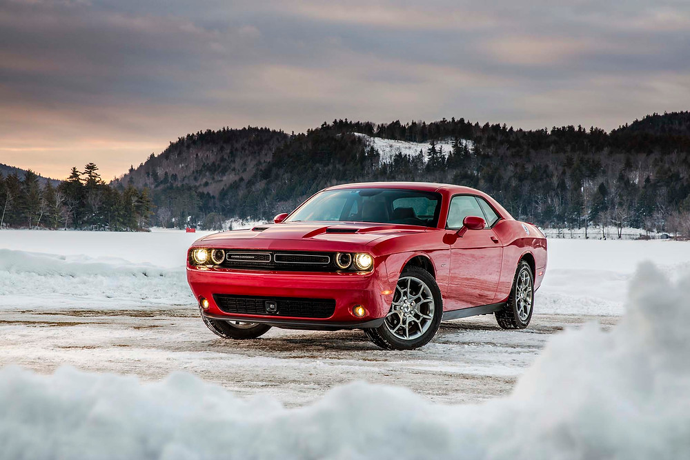 Dodge Challenger GT - All Wheel Drive