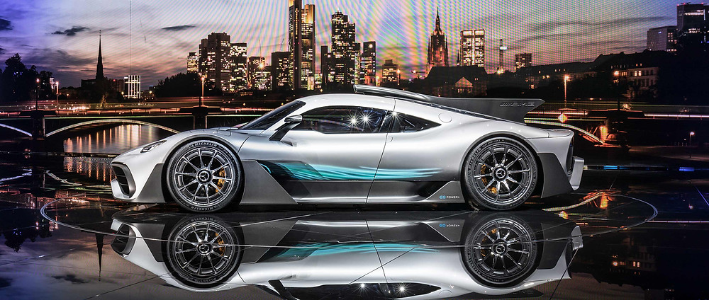 Mercedes AMG Project 1