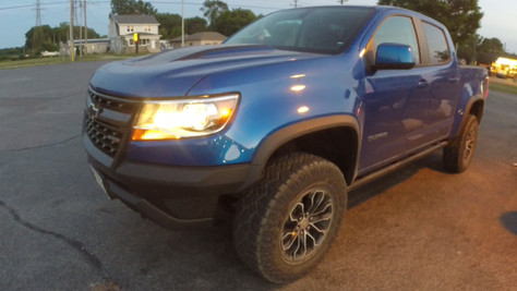 Chevy Colorado ZR2 Truck Review