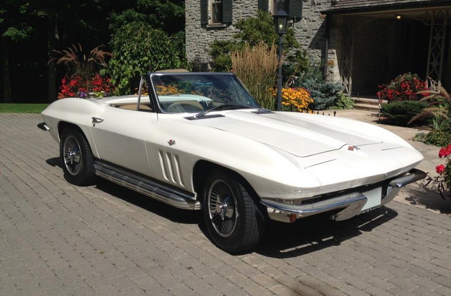1965 Corvette Roadster - CCP Auctions Photo