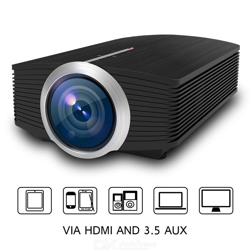 SUPERJECTOR HOME THEATRE PROJECTOR