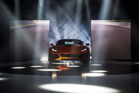 WHY THE NEW CORVETTE ZR1 IS THE NASTIEST, MEANEST, FASTEST VETTE EVER.