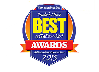 Owen Flooring Voted one of Chatham-Kent's Best - AGAIN in 2015