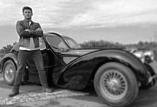 Scott Eastwood, to appear in Fast and Furious 8.