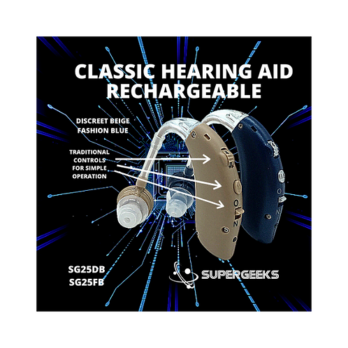 CLASSIC HEARING AID - SG25DB