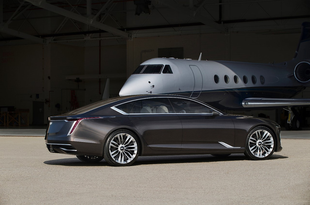 Cadillac Escalla - Concept Vehicle