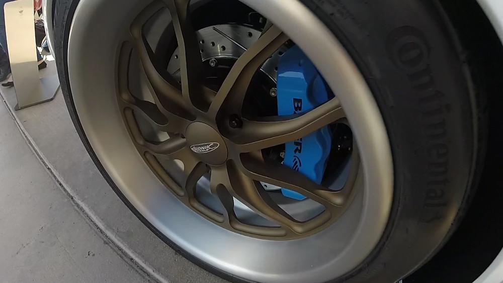 1972 Corvette Wheels