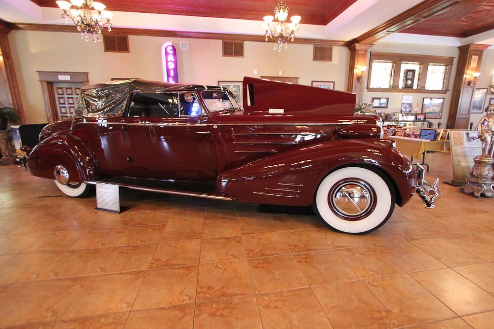 Plunkett Cadillac Collection