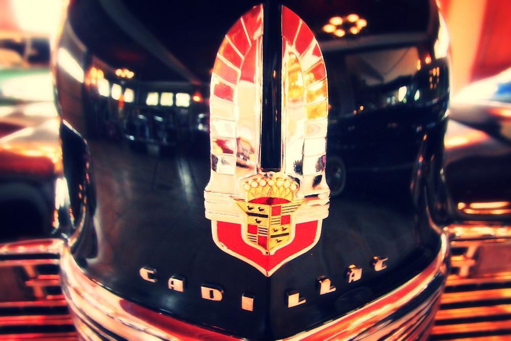 Plunkett Cadilliac Colleciton - Cadillac Emblem