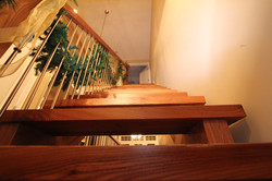 New Home Custom Stairs - Chatham-Ken