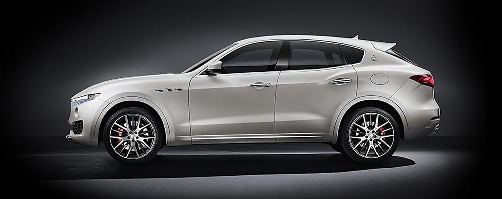 Maserati Levante ( photo Maserati )
