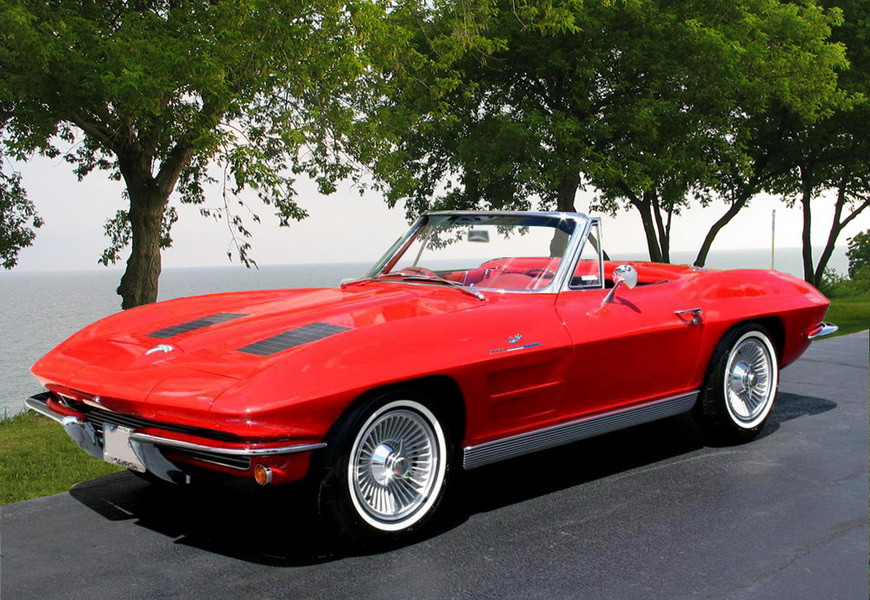 1963 Corvette Convertible - CCP Auctions photo