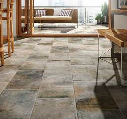 DalTile Cotto Contempo takes the stage in Sept 2015 as The Floor of the Month!
