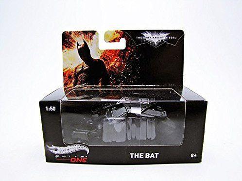 Hot Wheels BCJ82 Elite One The Dark Knight Rises Bat (1 50 Scale)