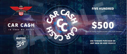 $500 CAR CASH