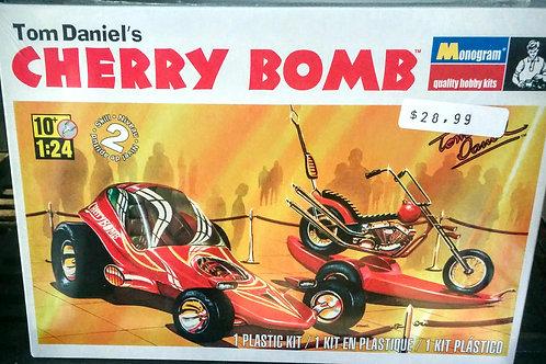 Tom Daniel's Cherry Bomb 1/24th Scale