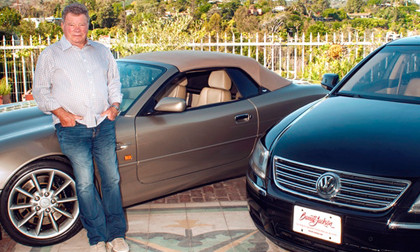 William Shatner to Auction off Two Cars