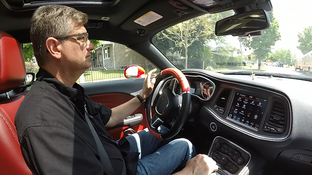 Dodge Challenger GT - Rick Walker SST Car Show News
