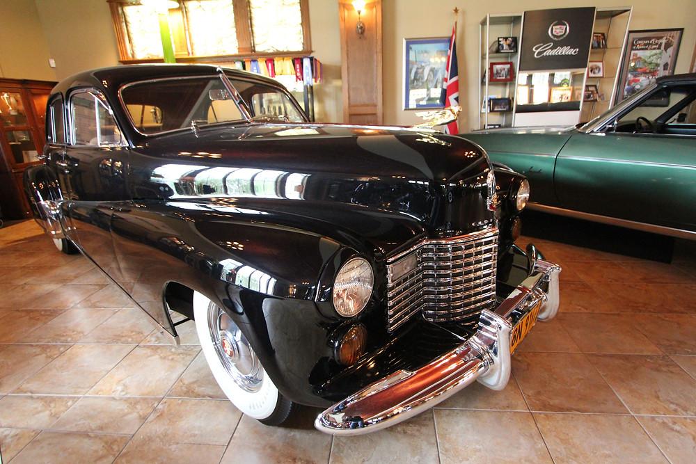 """The Duchess"" - King Edward's Cadillac"