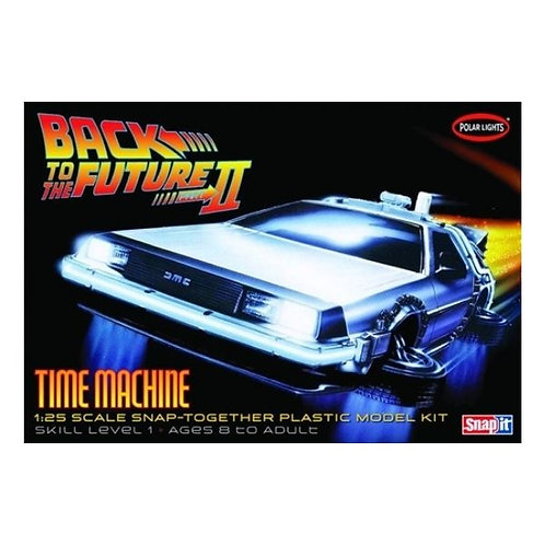 Back to the Future Time Machine Mark ll 1/25th