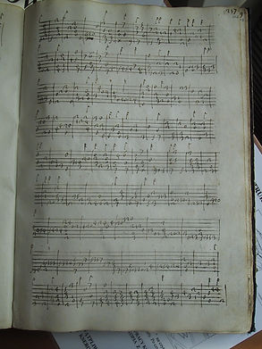 Barbarino Lute Book, p. 257