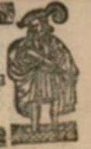 Vihuelist from Luis Milán, Libro de motes 1535