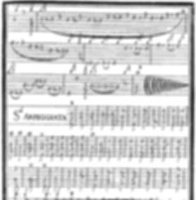 1604 Italian chitarrone tablature — Girolamo Giovanni Kapsberger