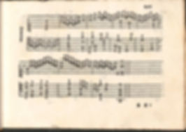 1529 French keyboard score — Pierre Attaingnant