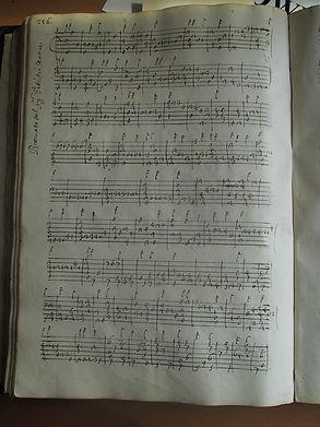 Barbarino Lute Book, p. 256