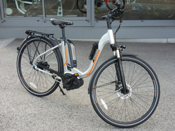 Vélos de ville électriques