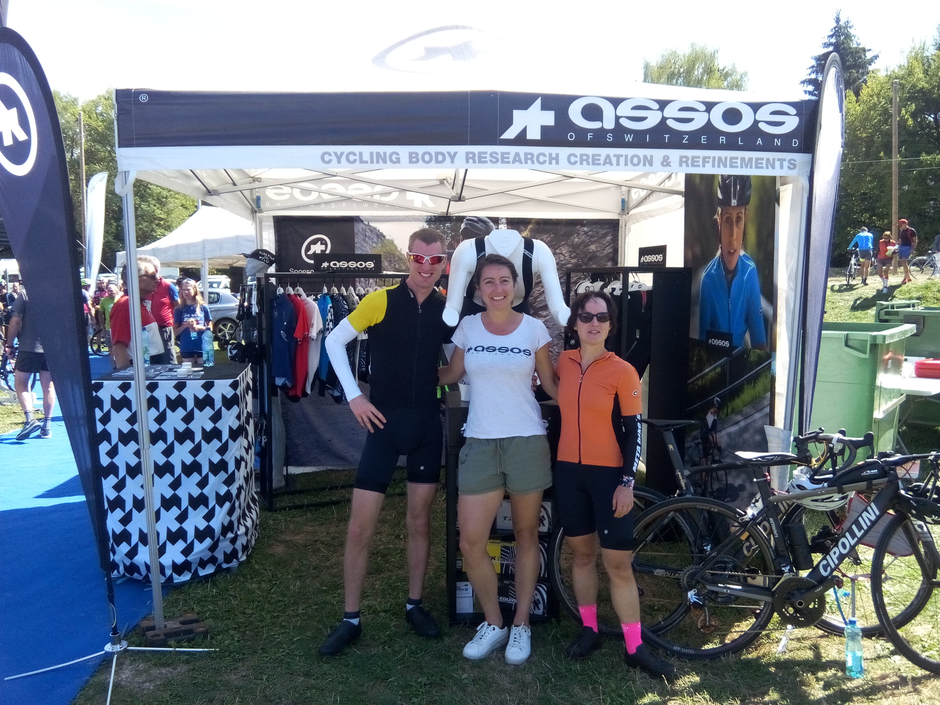 Cyclosportive Cimes du Lac