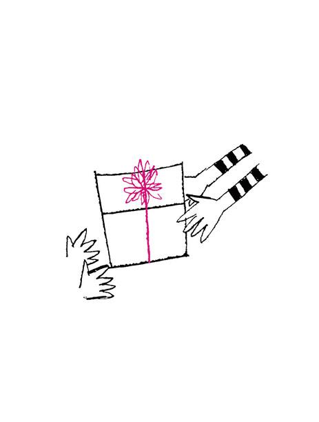 心に残るプレゼント