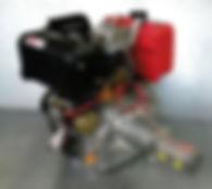 Mobilaggregate Aggregate Niveauschalter motor Pumpe Beritech Hydraulik Behälter